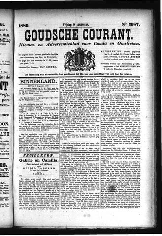 Goudsche Courant 1889-08-09