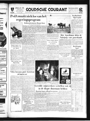 Goudsche Courant 1958-10-31