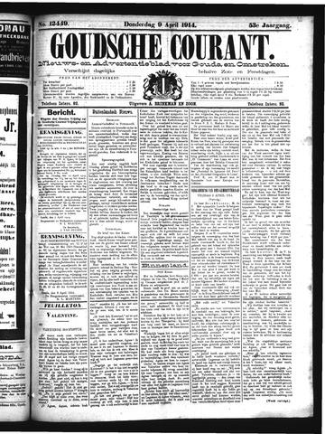Goudsche Courant 1914-04-09