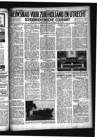 Schoonhovensche Courant 1942-08-26