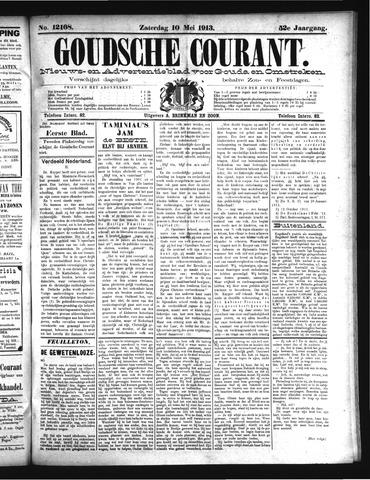 Goudsche Courant 1913-05-10