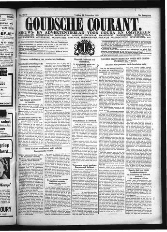 Goudsche Courant 1939-11-24