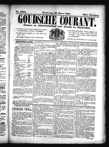 Goudsche Courant 1894-03-22