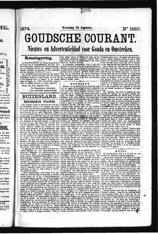 Goudsche Courant 1874-08-26