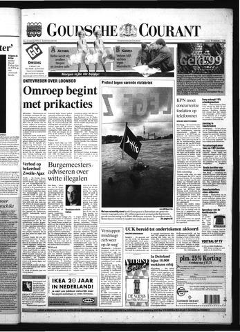 Goudsche Courant 1999-03-09