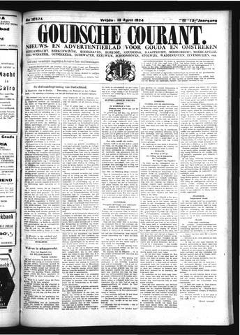 Goudsche Courant 1934-04-13