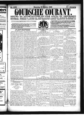 Goudsche Courant 1928-10-22