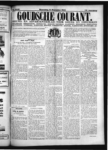 Goudsche Courant 1933-11-15