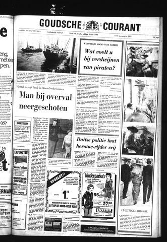 Goudsche Courant 1974-08-30