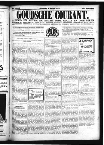 Goudsche Courant 1935-03-05