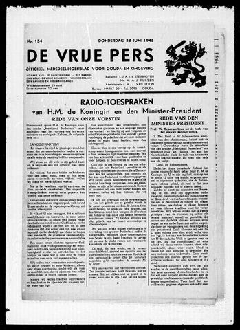 De Vrije Pers 1945-06-28