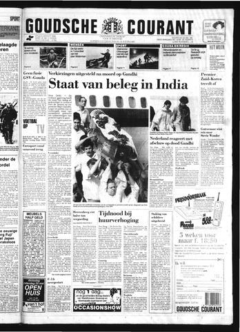 Goudsche Courant 1991-05-22