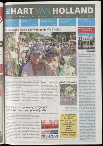 Hart van Holland - Editie Zuidplas 2013-07-24