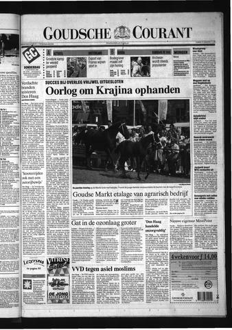 Goudsche Courant 1995-08-03