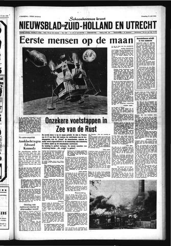 Schoonhovensche Courant 1969-07-21