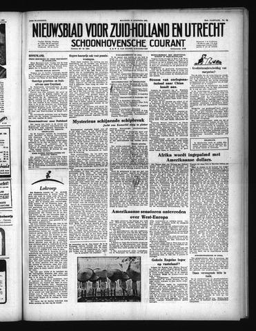 Schoonhovensche Courant 1951-08-13