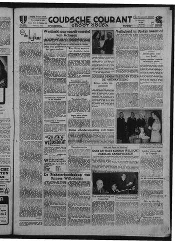 Goudsche Courant 1949-06-10