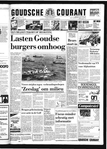 Goudsche Courant 1987-10-19