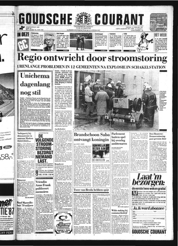 Goudsche Courant 1987-02-13