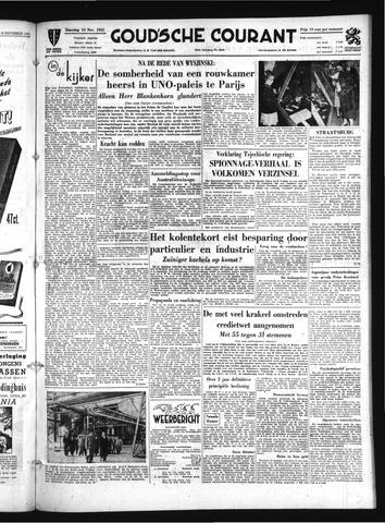 Goudsche Courant 1951-11-10