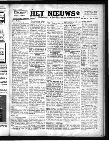 Schoonhovensche Courant 1946-07-19