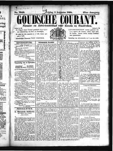 Goudsche Courant 1898-08-05