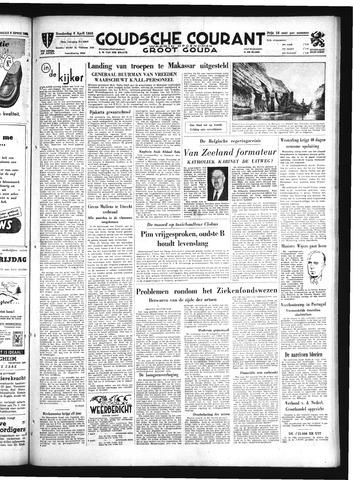 Goudsche Courant 1950-04-06