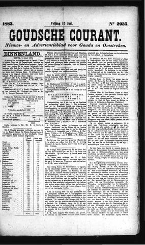 Goudsche Courant 1883-06-15