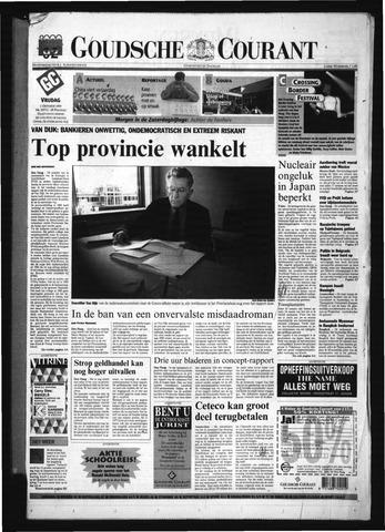 Goudsche Courant 1999-10-01