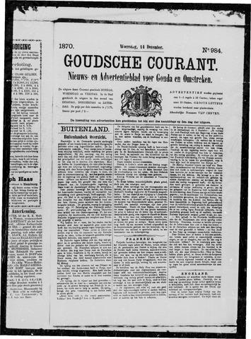 Goudsche Courant 1870-12-14