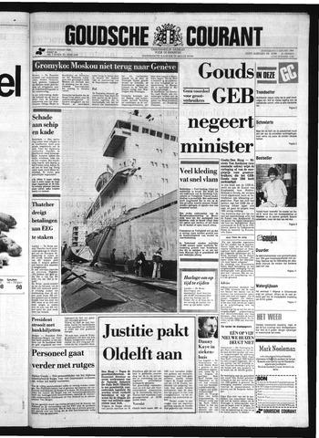 Goudsche Courant 1984-01-05
