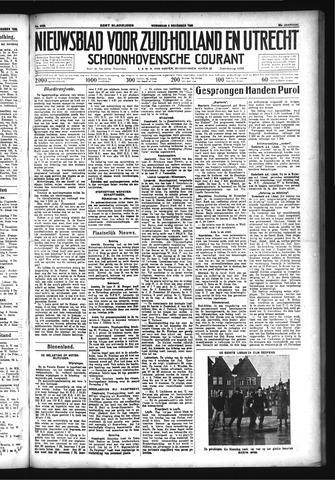 Schoonhovensche Courant 1933-12-06