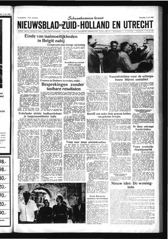Schoonhovensche Courant 1963-07-08