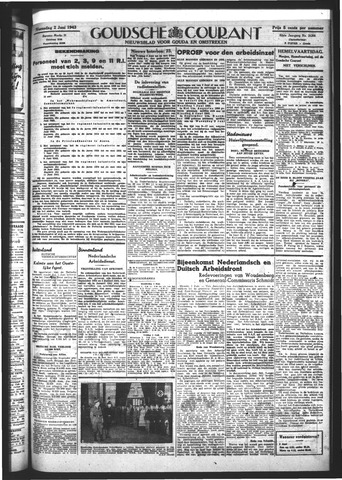 Goudsche Courant 1943-06-02