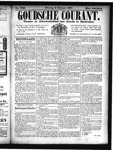 Goudsche Courant 1897-02-09