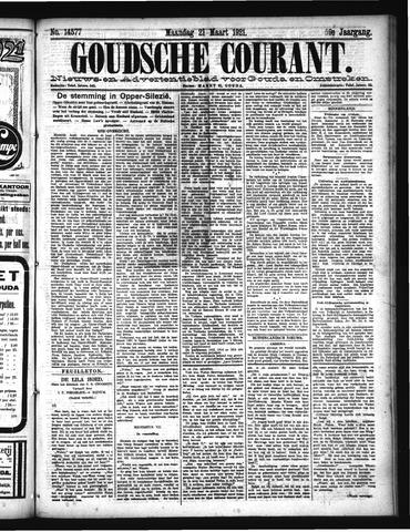 Goudsche Courant 1921-03-21