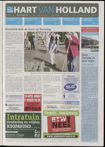 Hart van Holland - Editie Zuidplas 2012-09-26