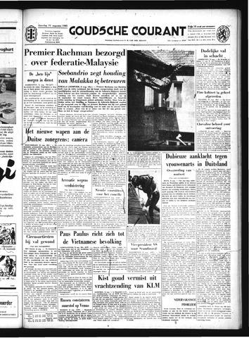 Goudsche Courant 1963-08-31