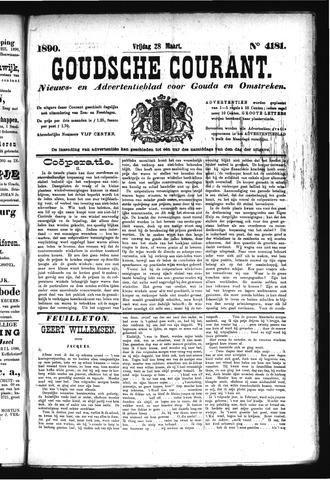 Goudsche Courant 1890-03-28
