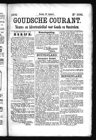 Goudsche Courant 1878-01-20