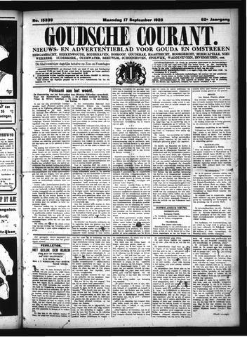 Goudsche Courant 1923-09-17