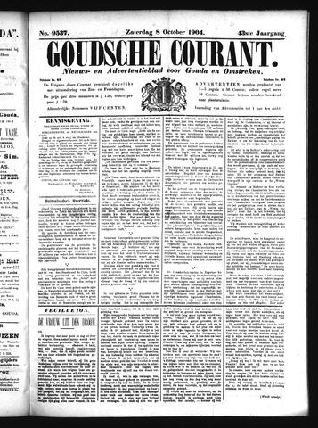 Goudsche Courant 1904-10-08