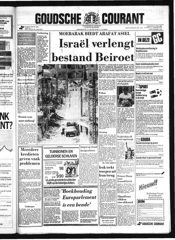 Goudsche Courant 1982-06-21