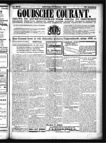 Goudsche Courant 1931-10-24