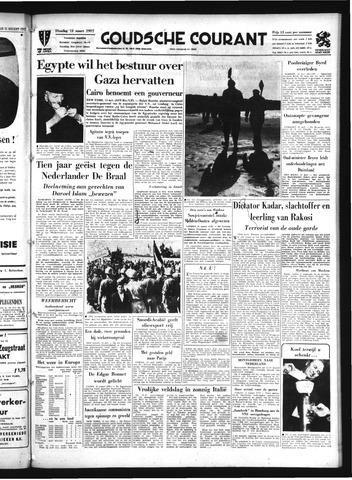 Goudsche Courant 1957-03-12