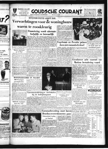 Goudsche Courant 1957-05-09