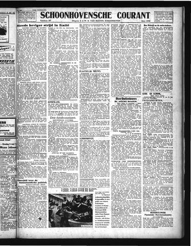 Schoonhovensche Courant 1944-05-26