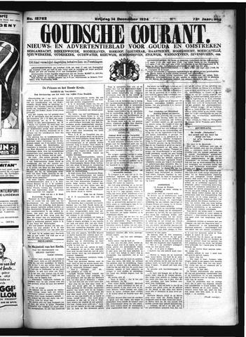 Goudsche Courant 1934-12-14