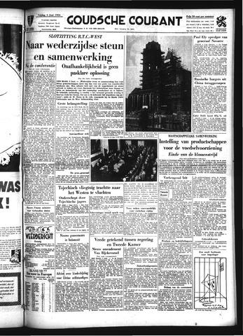 Goudsche Courant 1954-06-04