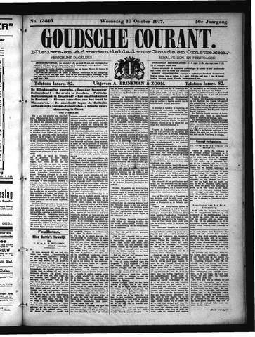 Goudsche Courant 1917-10-10